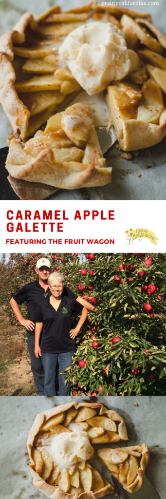 caramel-apple-galette-prairie-californian