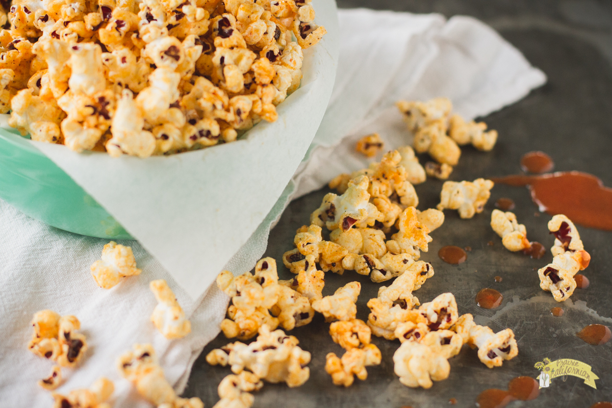 Honey Buffalo Popcorn featuring Brian Scott of The Farmer's Life