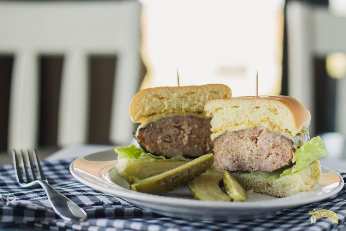 Pork Burgers featuring Janae Mogler of Pig Hill Farms