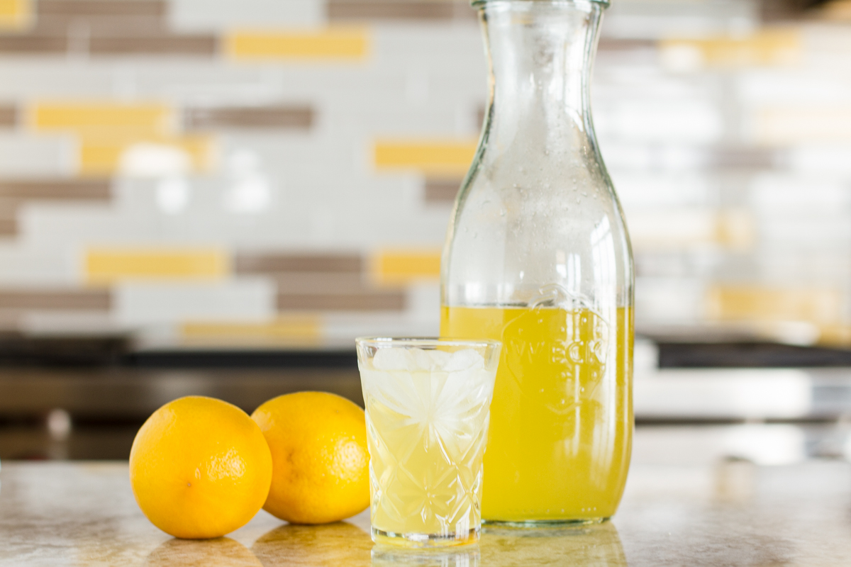 Instant Pot Limoncello