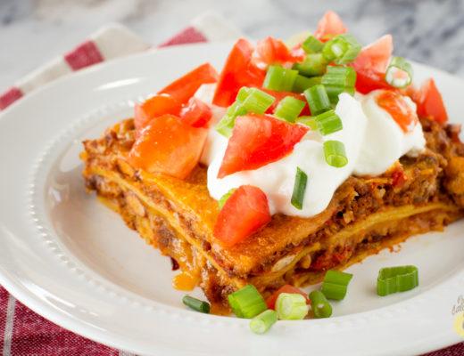 Mexican Lasagna Casserole-2