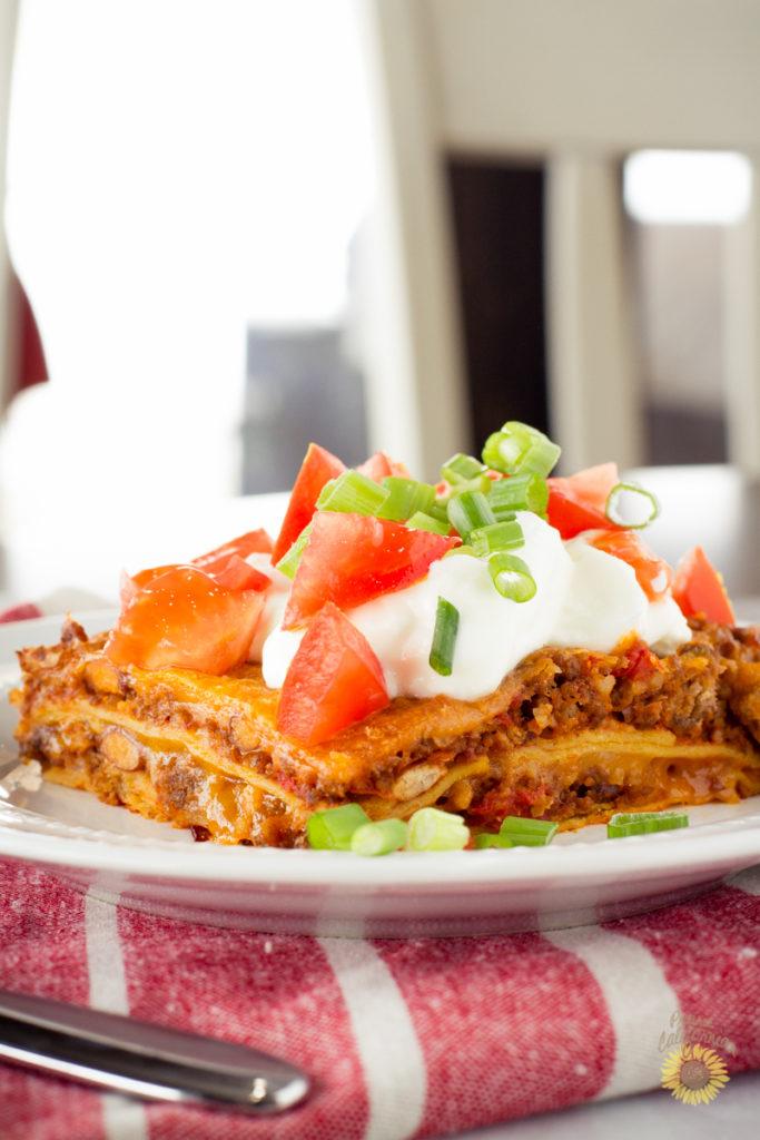 Mexican Lasagna Casserole-3