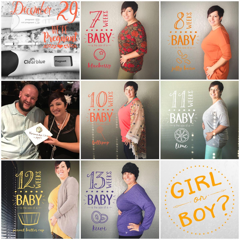 Pregnancy Update: 13 Weeks