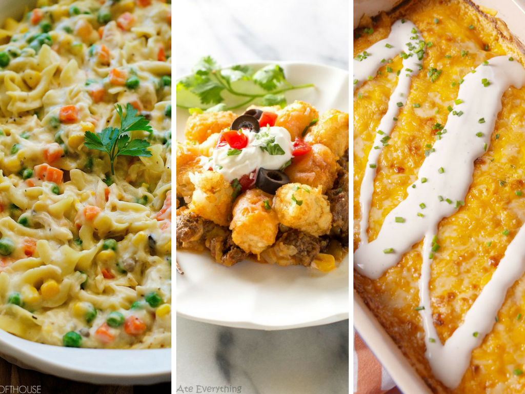 Casseroles & Hot Dishes