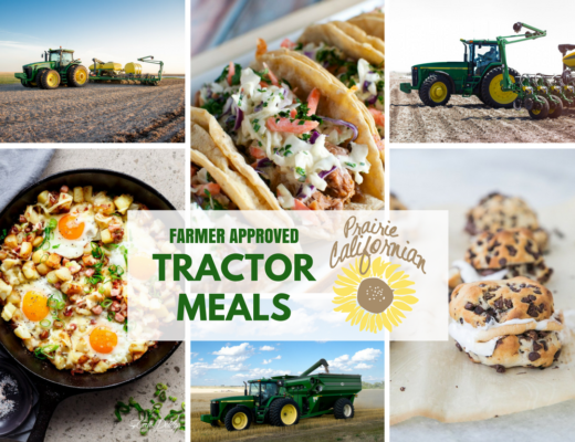 Farmer Approved Tractor Meals - Prairie Californian (1)