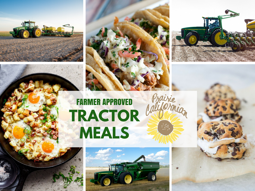 Farmer Approved Tractor Meals
