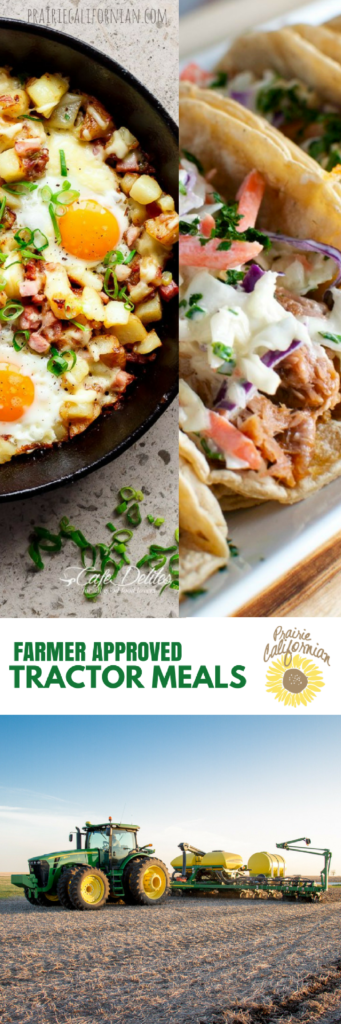 Farmer Approved Tractor Meals - Prairie Californian (2)