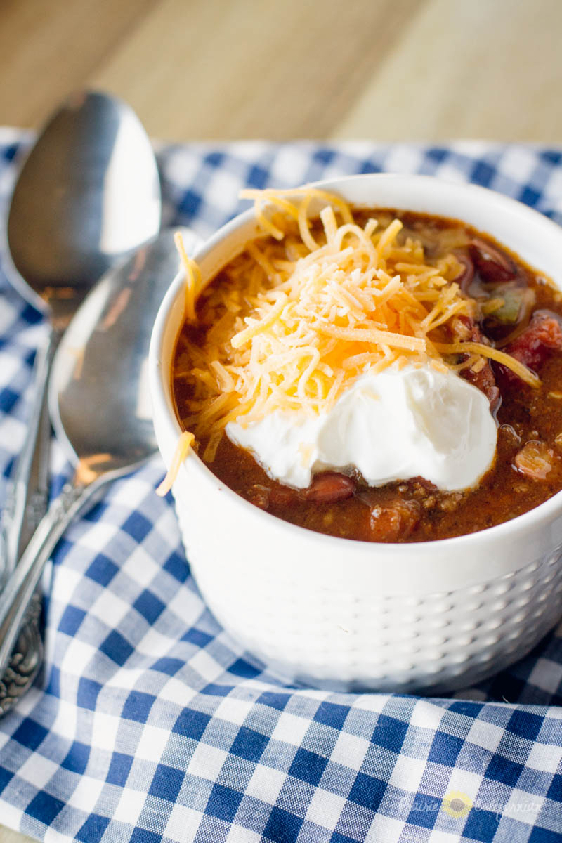 Instant Pot Classic Chili