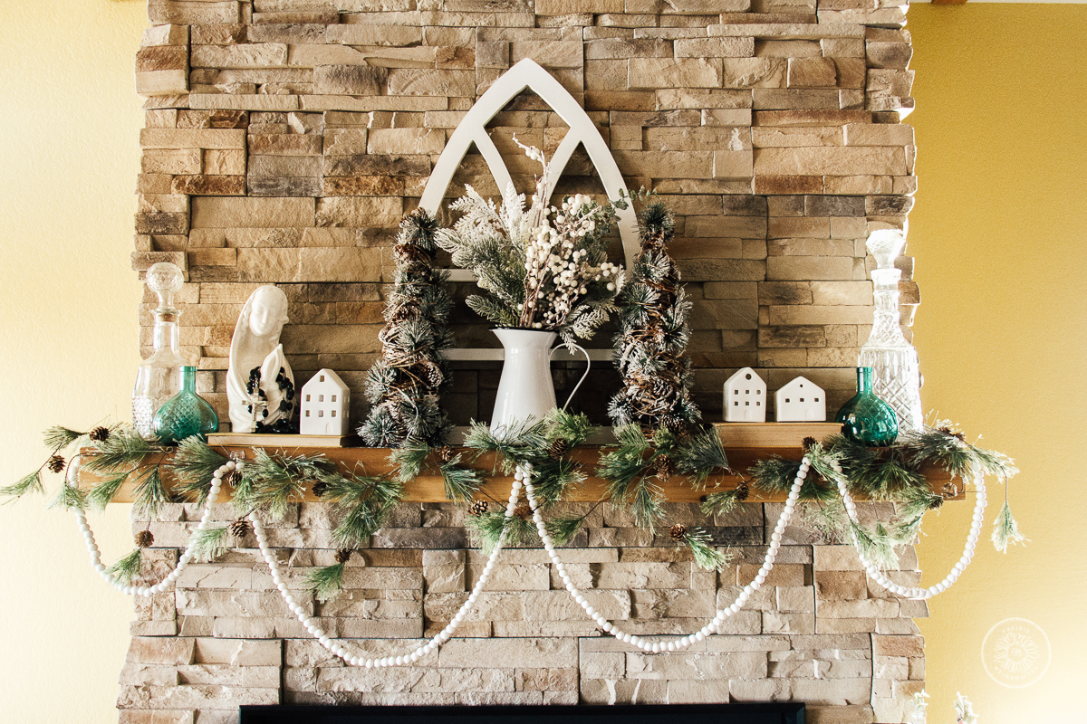 Cozy Rustic Christmas Decor U0026 How To Decorate Your Home
